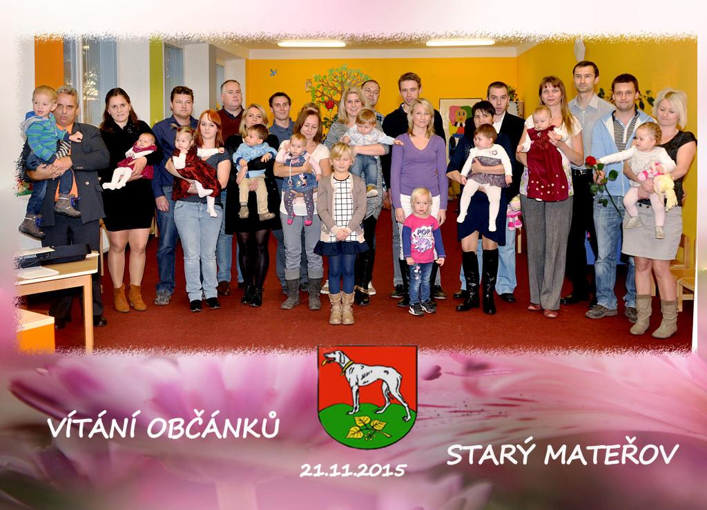 Vítání 2015 - 2. skupina