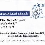 Veterinární lékař